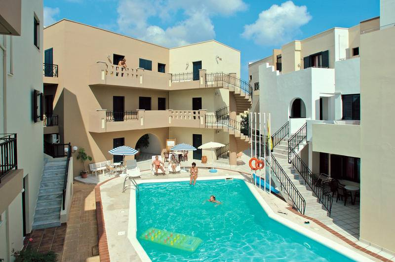 Appartementen Residence Villas - Stalis - Heraklion Kreta